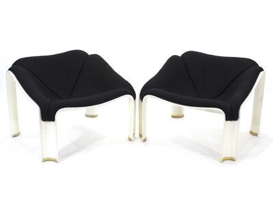 Pierre Paulin (1927-2009), 'Model 303 Lounge Chairs', 1967
