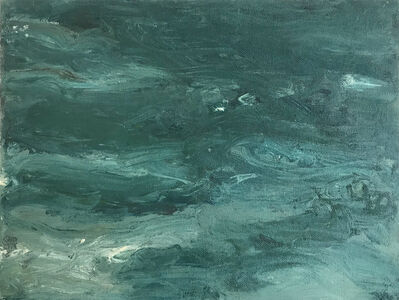 Peter Schroth, 'Cold Sea 5', 2018