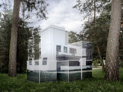 Georg Brückmann, 'Bauhaus Dessau 01 - Klee 1', 2017