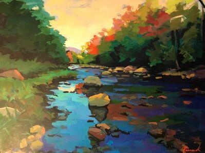 Nick Paciorek, 'Morning River', 2021