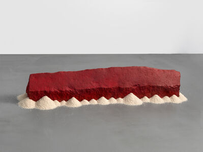 Wolfgang Laib, 'Rice House', 2008