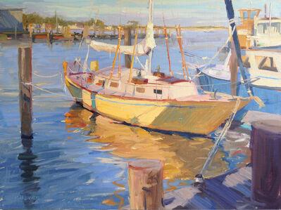 Thomas Cardone, 'Greenport Shipyard, Afternoon', 2016