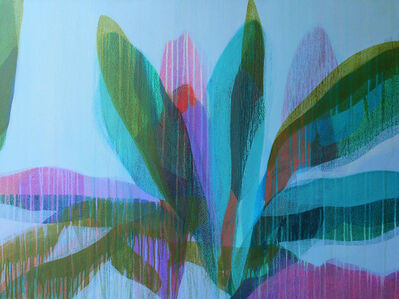 Katherine Sandoz, 'banana palms', 2019