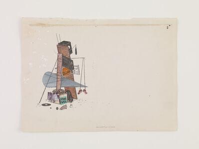 William Cordova, 'untitled (a thousand injuries)', 2011-2013