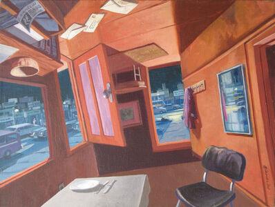 Robert Birmelin, 'Night Doors, The Doors series (Reversible)', 2000