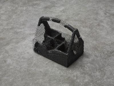 Mona Hatoum, 'Remains (bottle carrier)', 2019