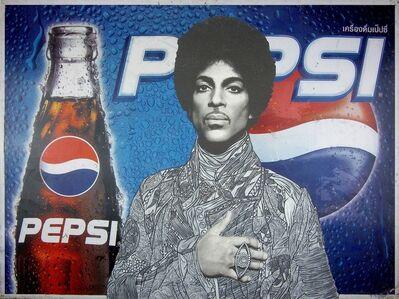 Pakpoom Silaphan, 'Prince On Pepsi', 2019