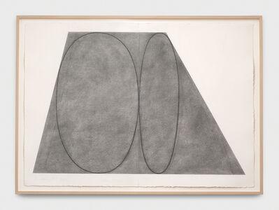 Robert Mangold (b.1937), 'Plane / Figure', 1992