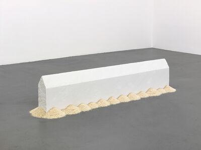 Wolfgang Laib, 'Rice House', 2013