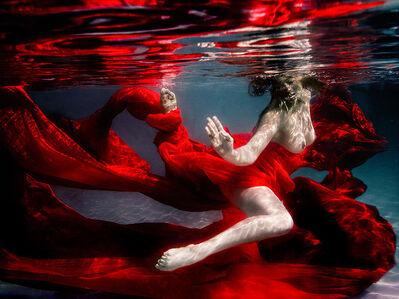 Aldara Ortega, 'Liquid passion', 2014
