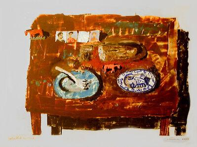 Ignacio Iturria, 'Caballito con sed', 2000
