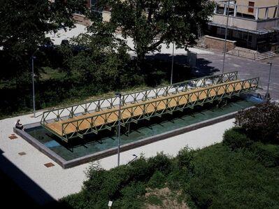 Harold De Bree, 'M1 Bailey Bridge', 2008