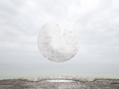 Noemie Goudal, 'Southern Light Station VIII', 2016