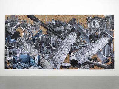 Thomas Hirschhorn, 'Beyond Ruins', 2016