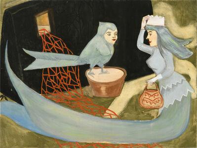 Rosa Loy, 'Mostryn', 2020