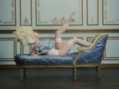 Tyler Shields, 'Dauphine', 2015