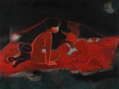 Kondoh Akino, 'KiyaKiya_painting09', 2013