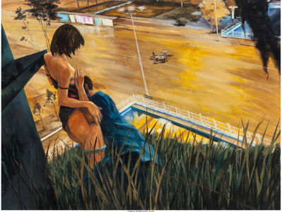 Zhou Zixi, 'Sometimes young couple can't control passion', 2006