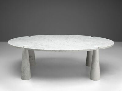 Angelo Mangiarotti, ''Eros' Marble Dining Table', 1970s