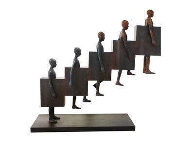 Jesús Curiá, 'Big Upstairs', 2016