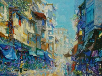 Duong Viet Nam, 'Hang Bong Street ', 2010