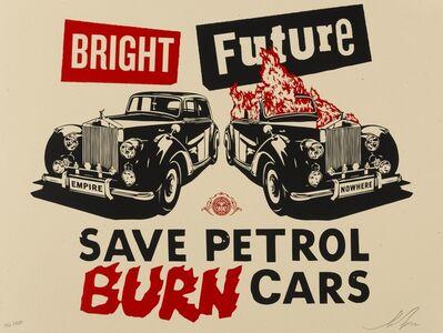 Shepard Fairey (OBEY), 'Bright Future', 2012