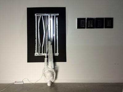 Bernardí Roig, 'NO / Escape (the figure)', 2015