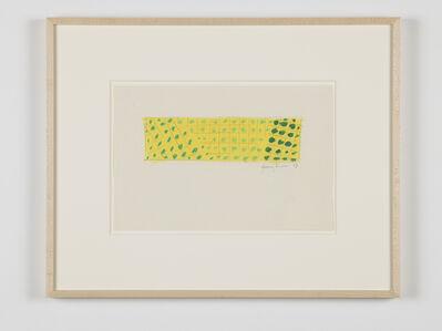 Jeremy Moon, 'Drawing [69]', 1969