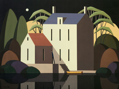 Andy Wooldrdidge, 'The Boat Chandlers House', 2019