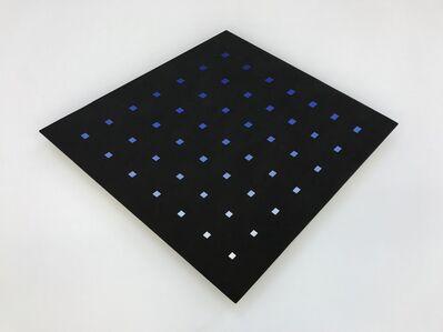 Hans Jörg Glattfelder, '13 transitions black', 2017
