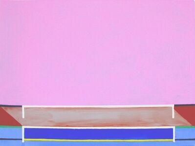 Betty Merken, 'Rosso Vista', 2020