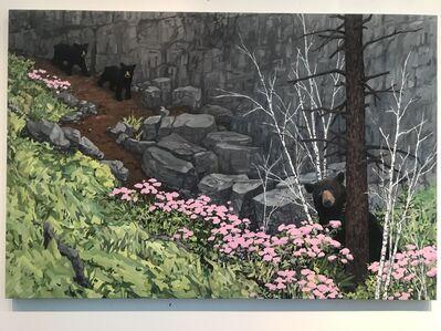 KK Kozik, 'Three Bears', 2019