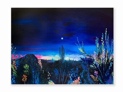 Adele Gilani, 'Desert Moon Redux', 2020
