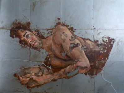 Sabatino Cersosimo, 'Don't Listen When I Scream (VI)', 2014