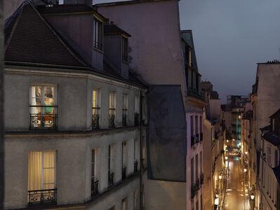 Gail Albert Halaban, 'Rue des rosiers, Paris, 4e, le 28 septembre', 2013