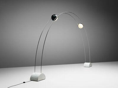 Gianni Gamberini & Studio A.R.D.I.T.I, 'Large Arditi 'Ponte' Floor Lamp for Sormani', 1970s