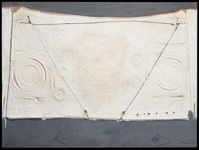 Antoni Tàpies, 'Empremtes de Plats', 1973