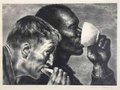 Joseph Hirsch, 'The Banquet', 1945