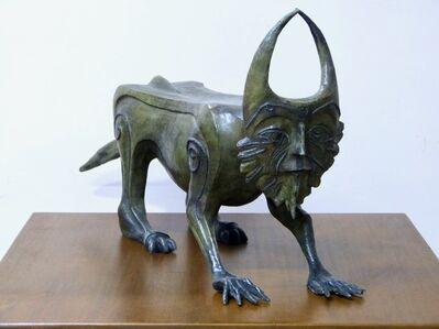 Leonora Carrington, 'Jaguar de la Noche', 2010