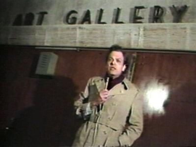 Jaime Davidovich, 'Adventures of the Avant-Garde', 1981