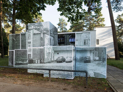 Georg Brückmann, 'Bauhaus Dessau 10 -  Muche 1', 2017