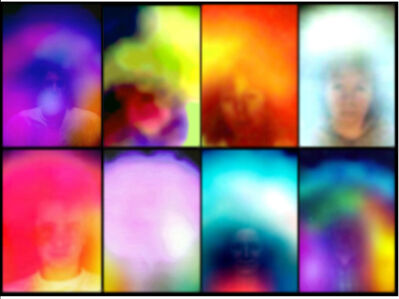"""Susan Hiller, 'Small Study for """"Homage to Marcel Duchamp""""', 2012"""