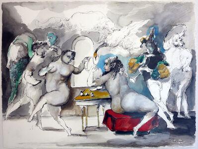 "Emil Kazaz, '""The Backroom"" / ""Arka Oda""', 1997"
