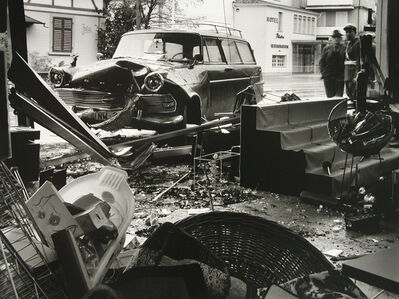 Arnold Odermatt, 'Hergiswil', 1968