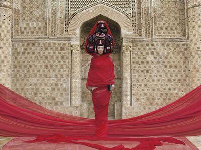Almagul Menlibayeva, 'Red Butterfly', 2012