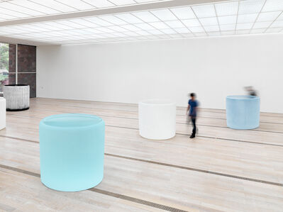 Roni Horn, 'Water Double, v.1 ', 2013–15, v.2 and v.3, 2013–16