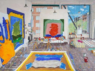 Damian Elwes, 'Helen Frankenthaler's Studio', 2020