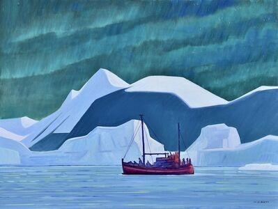Nicholas Bott, 'Arctic Cruising ', 2020