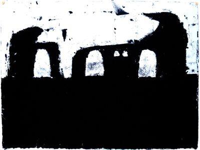 Paul Vincent Bernard, 'Pasolini Scene 3 Remains of Aquaduct', 2015