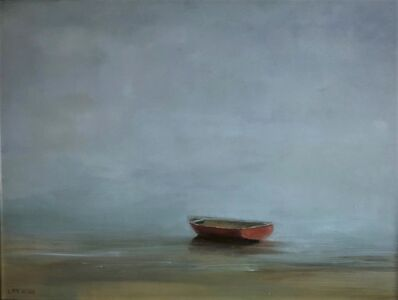 Anne Packard, 'Dory in the Mist', 2009